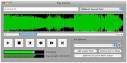Golden Records Audio Editor
